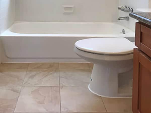 Bathroom, standard